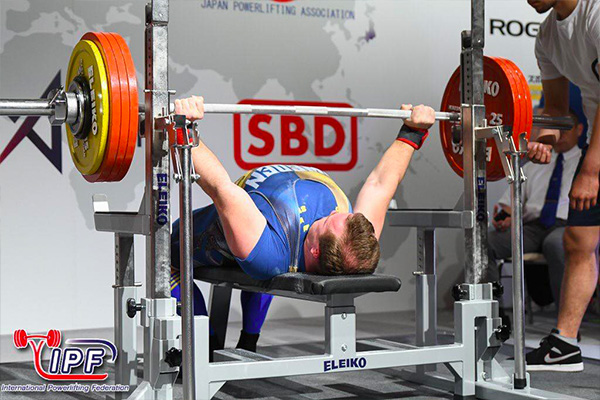 marcus grahn benchpress - Powertrip 2020